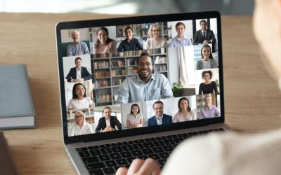 Sail through Online Meetings in English