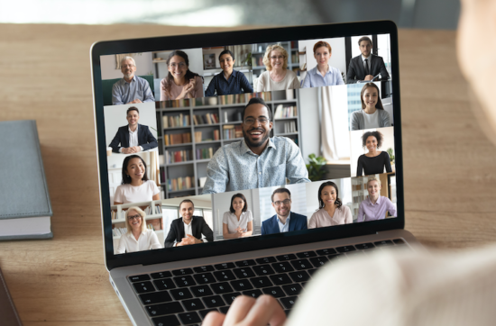 Sail through Online Meetings in English